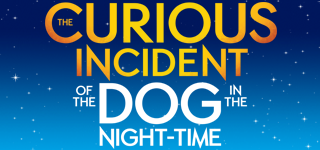 Curious Incident Lottery Logo
