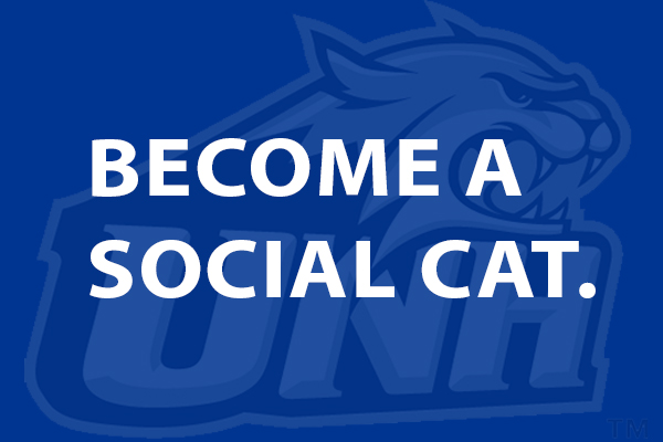Become a UNH Social Cat
